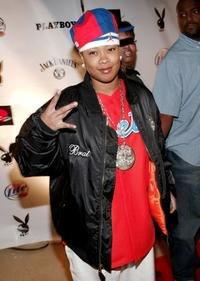 Da Brat at the Playboy Magazine's Fifth Annual Super Saturday