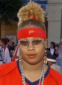 Da Brat at the premiere of