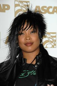 Da Brat at the ASCAP's 25th Annual Pop Music Awards.