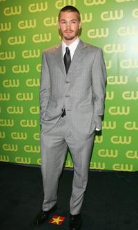 Chad Michael Murray at the CW Television Network Upfront.