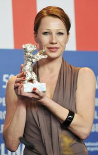 Birgit Minichmayr at the 59th International Berlinale Film Festival.