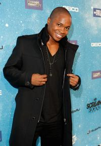 Sam Jones III at the Spike TV's Scream 2009.