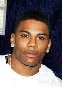 Nelly at the 2007 MTV Video Music Awards.