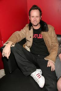 Dean Winters at the Crush Management & OK! Magazine's Viva La Karaoke at Angels & Kings.