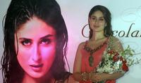 Kareena Kapoor at the launch of a Celebration Range of personal wash products.