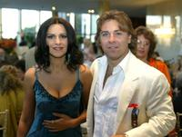 Angela Gheorghiu and Roberto Alagna at the LA Opera Opening Performance of