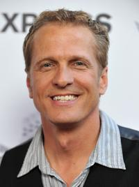 Patrick Fabian at the 4th Annul Matt Leinart Foundation Celebrity Bowl.