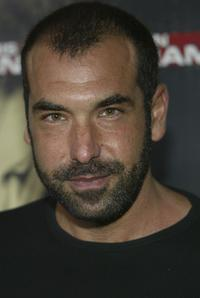 Rick Hoffman at the premiere of