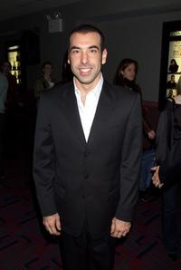 Rick Hoffman at the world premiere of