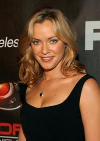 Kristanna Loken at the premiere of