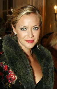 Kristanna Loken at the 56th International Berlin Film Festival Berlinale.