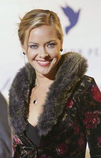 Kristanna Loken at the