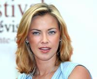 Kristanna Loken at the 47th Monte Carlo Television Festival.