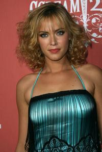 Kristanna Loken at the Spike TV's Scream 2007.