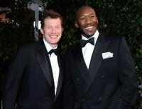 Jason Flemyng and Mahershalalhashbaz Ali at the 15th Annual Screen Actors Guild Awards.