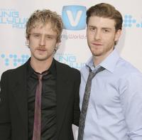Ben Foster and Jon Foster at the Movieline's Hollywood Life 8th Annual Young Hollywood Awards.