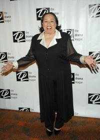 Roz Ryan at the 22nd Annual Drama League Benefit gala.