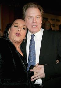 Roz Ryan and Michael Mckean at the Opening night of