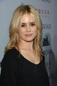 Alison Lohman at the premiere of