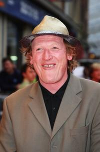 Geoff Bell at the world premiere of
