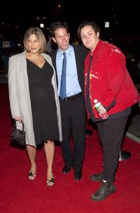 Lisa Benavides, Tim Blake Nelson and Rosie O'Donnell at the premiere of