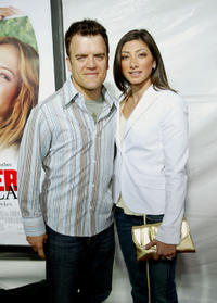 Kevin Weisman and Jodi Tanowitz arrive at the California premiere of