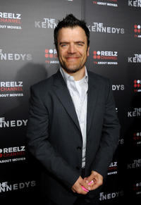 Kevin Weisman at the world premiere of