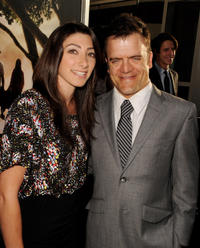 Jodi Tanowitz and Kevin Weisman at the California premiere of