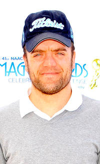 Kevin Weisman at the 41st NAACP Image Awards' Celebrity Golf Challenge in California.