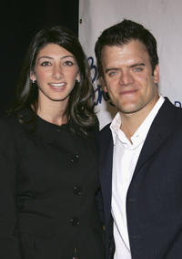 Jodi Tanowitz and Kevin Weisman at the Children's Defense Fund's 15th Annual Beat the Odds Awards in California.