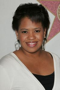 Chandra Wilson at the Award Of Excellence Star presentation for the Screen Actors Guild.