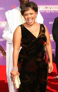 Chandra Wilson at the 2007 BET Awards.