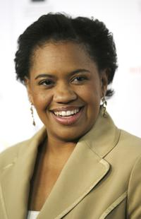 Chandra Wilson at the 59th Annual Primetime Emmy Awards.