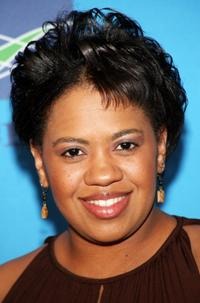 Chandra Wilson at the 39th NAACP Image Awards.