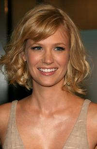 January Jones at the 22nd Annual American Cinematheque Award presentation.
