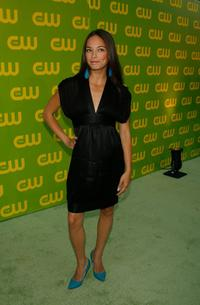 Kristin Kreuk at the CW Launch Party.