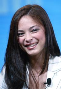 Kristin Kreuk at the TCA Tour Cable.