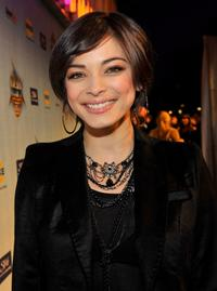Kristin Kreuk at the Spike TV's 2008