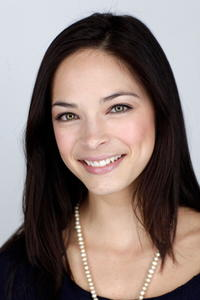 Kristin Kreuk at the 2011 Sundance Film Festival.