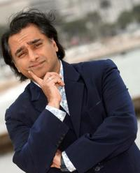 Sanjeev Bhaskar at the 45th edition of the MIPTV.