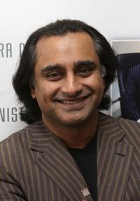 Sanjeev Bhaskar at the Best Of British Comedy Lunch 2007.