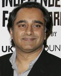 Sanjeev Bhaskar at the British Independent Film Awards.
