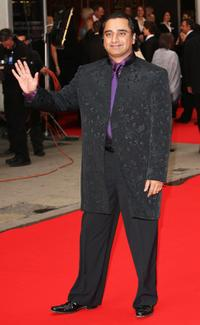 Sanjeev Bhaskar at the British Academy Television Awards 2008.