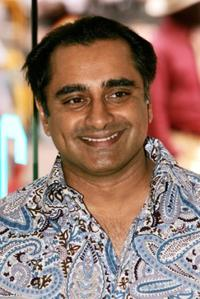 Sanjeev Bhaskar at the UK premiere of