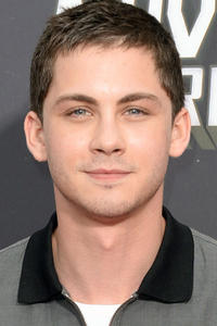 Logan Lerman at the 2013 MTV Movie Awards in Culver City, California.