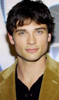 Tom Welling at the WB Network's 2003 Winter Party.