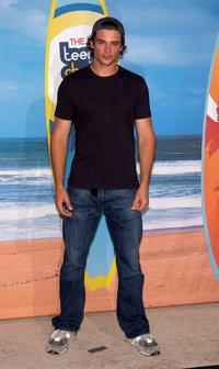 Tom Welling at the 2004 Teen Choice Awards.