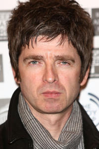 Noel Gallagher attends a press conference at Royal Albert Hall in London.