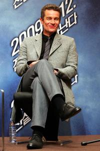 James Marsters at the press conference of