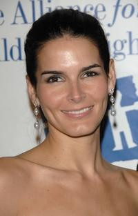 Angie Harmon at the 15th Annual Alliance for Children's Rights Awards Gala.